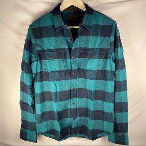 Lucky Brand Humbolt Workwear Shirt NWT